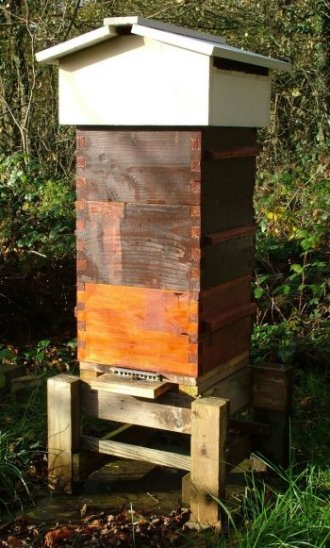Construction Of My First Warr 233 Hives